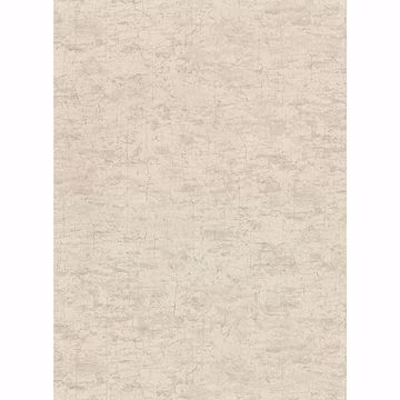 Picture of Pembroke Taupe Faux Plaster Wallpaper