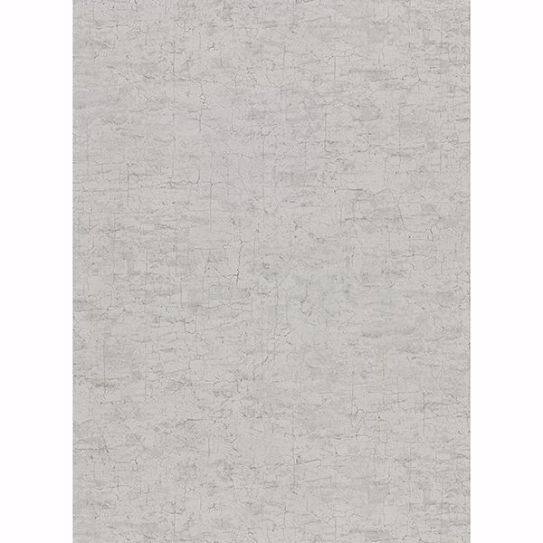 Picture of Pembroke Grey Faux Plaster Wallpaper