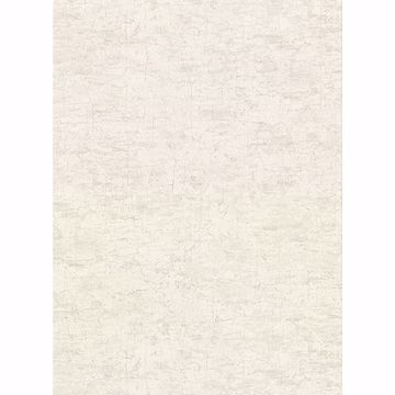 Picture of Pembroke Off-White Faux Plaster Wallpaper