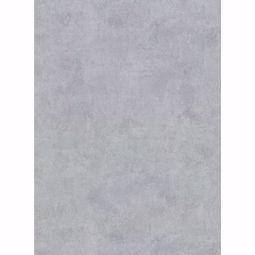 Picture of Hereford Pewter Faux Plaster Wallpaper