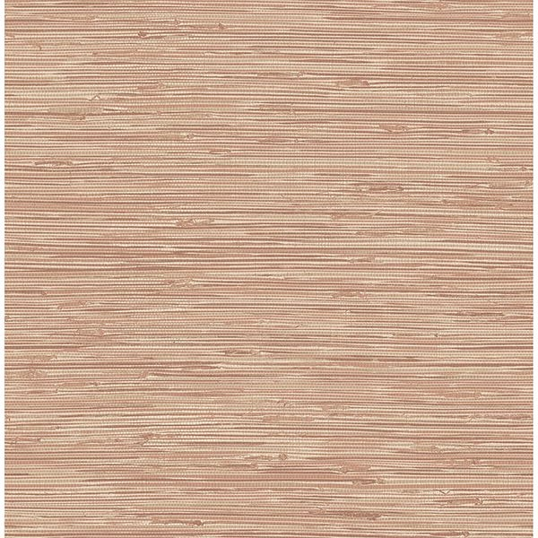 Picture of Tibetan Grasscloth Spice Peel and Stick Wallpaper