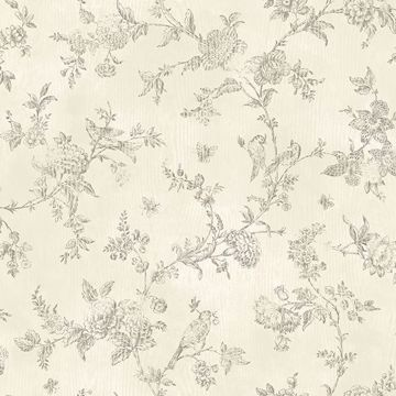Picture of French Nightingale Cream Trail Wallpaper