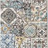 Picture of Marrakesh Blue Global Tiles Wallpaper