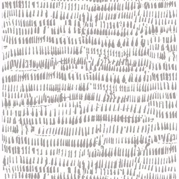 Picture of Runes Taupe Brushstrokes Wallpaper