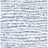 Picture of Runes Blueberry Brushstrokes Wallpaper
