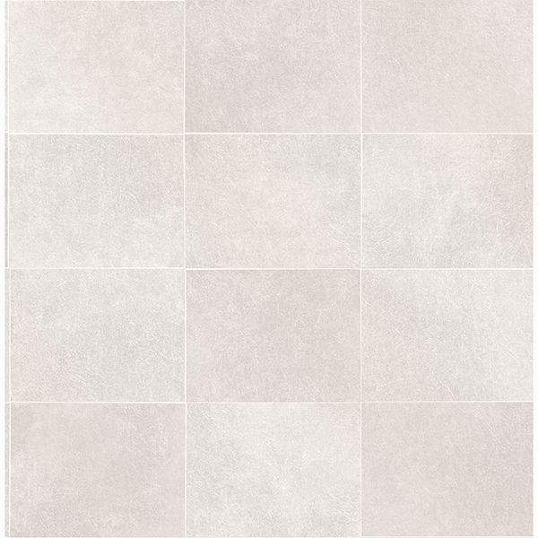 Picture of Cecelia Champagne Faux Tile Wallpaper