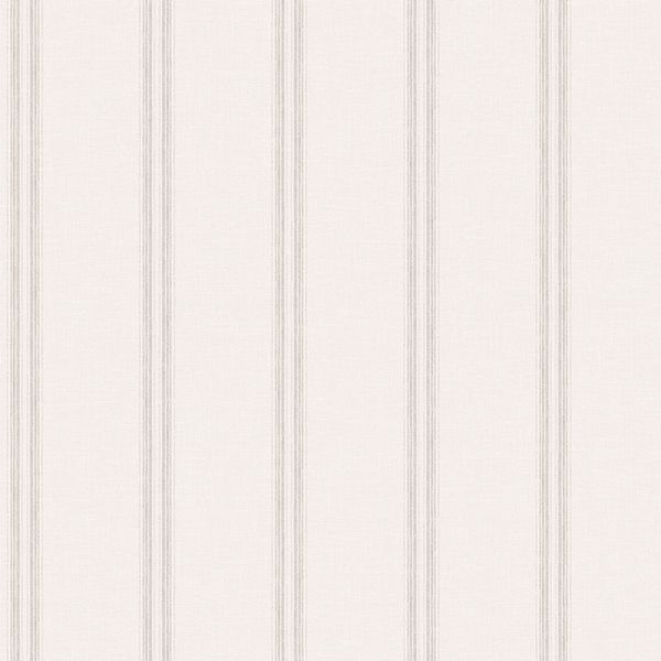 Picture of Johnny Grey Stripes Wallpaper