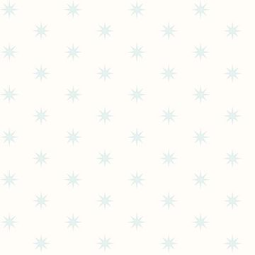 Picture of Tammy Light Blue Starbrust Wallpaper