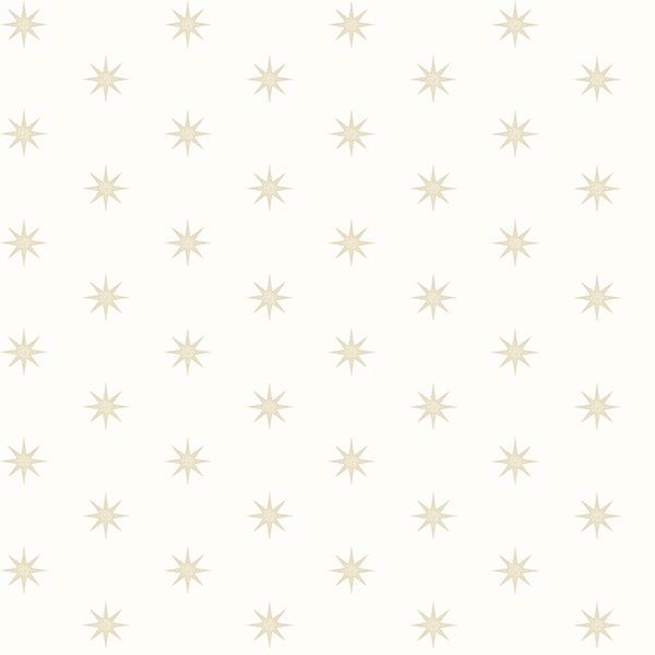 Picture of Tammy Yellow Starbrust Wallpaper
