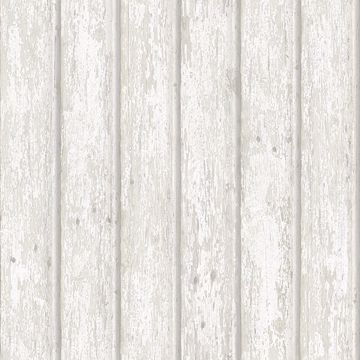 Picture of Jack White Weathered Clapboards Wallpaper