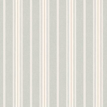 Picture of Cooper Teal Stripe Wallpaper