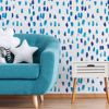 Picture of Raindrops Wall Art Kit
