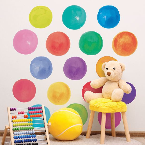 Picture of Paint Palette Wall Art Kit