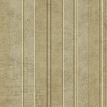 Picture of Gold Multi Stripe Wallpaper