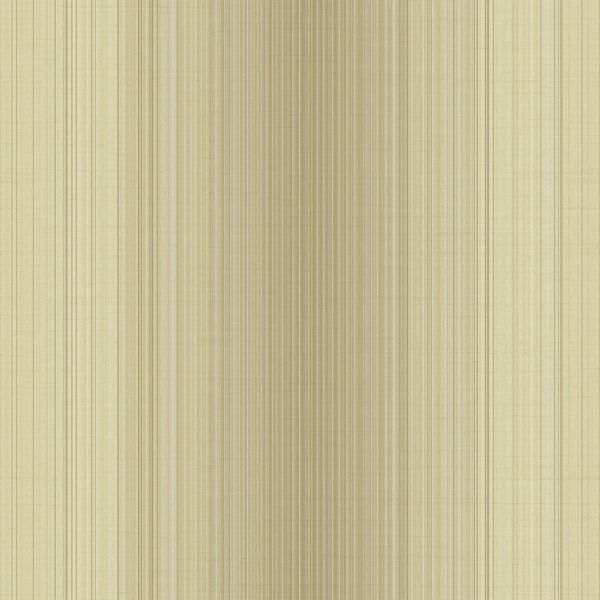 Picture of Yellow Pin Stripe Wallpaper