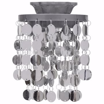 Picture of Silver Locker Chandelier