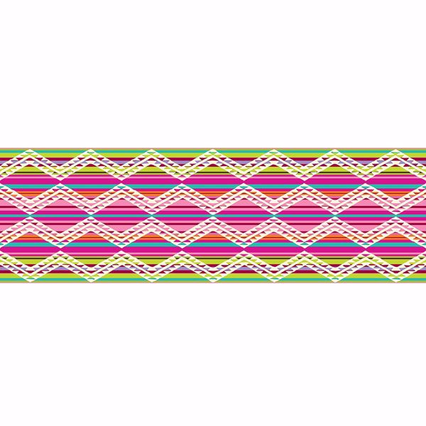 Picture of Petals Stripe Decal