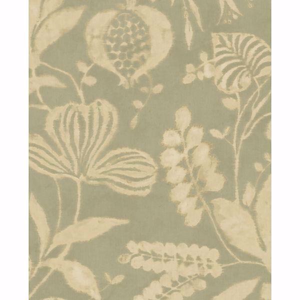 Picture of Arvada Sage Botanical Wallpaper