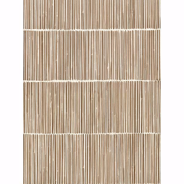 Picture of Aspen Neutral Natural Stripe Wallpaper