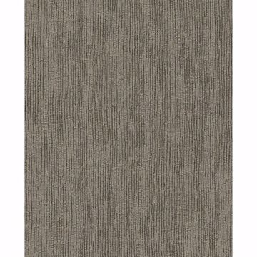 Picture of Bayfield Dark Brown Weave Texture Wallpaper