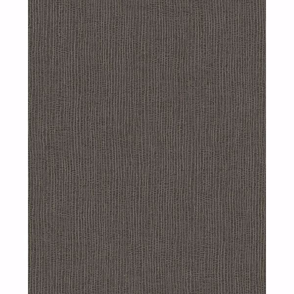 Picture of Bayfield Charcoal Weave Texture Wallpaper
