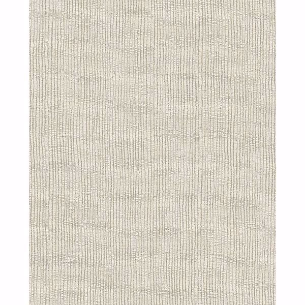 Picture of Bayfield Light Grey Weave Texture Wallpaper