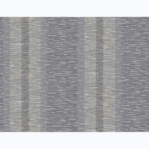 Picture of Pezula Taupe Texture Stripe Wallpaper