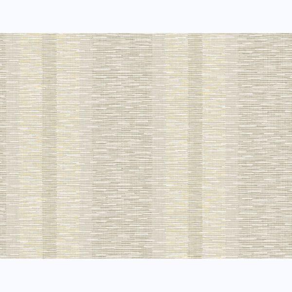 Picture of Pezula Beige Texture Stripe Wallpaper