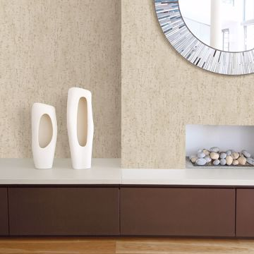 Picture of Malawi Beige Leather Texture Wallpaper
