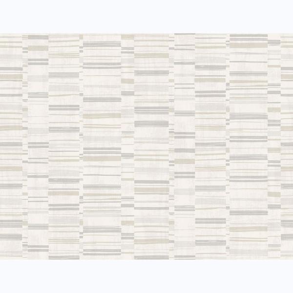 Picture of Fresnaye Neutral Linen Stripe Wallpaper