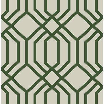 Picture of Emerald Speakeasy Self Adhesive Wallpaper