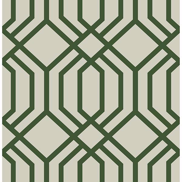 Picture of Emerald Speakeasy Self Adhesive Wallpaper