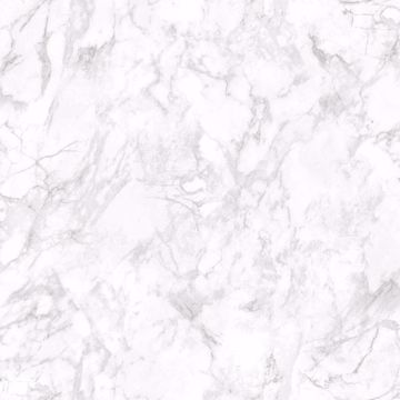 Picture of Grey Calacatta Marble Self Adhesive Wallpaper