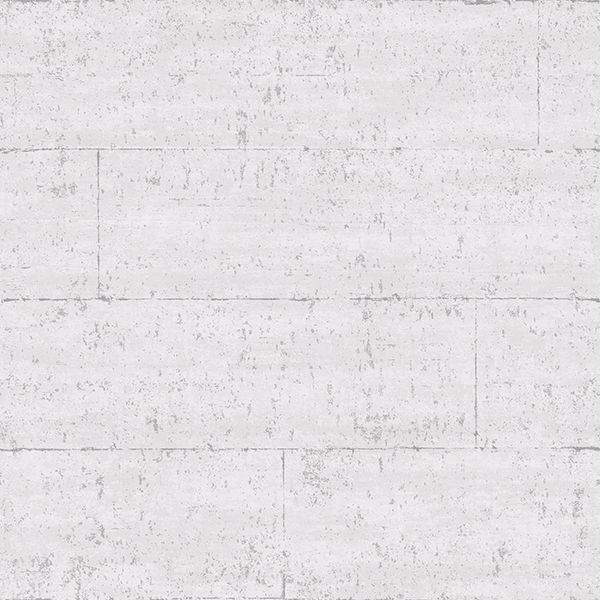 Picture of White Urban Concrete Self Adhesive Wallpaper