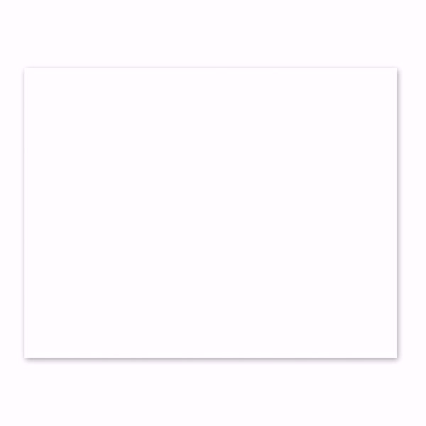 Picture of White Giant Dry Erase Decal