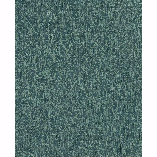 Picture of Agnetha Teal Texture Wallpaper