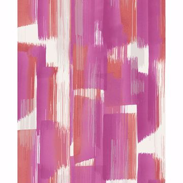 Picture of Vilgot Pink Abstract Wallpaper