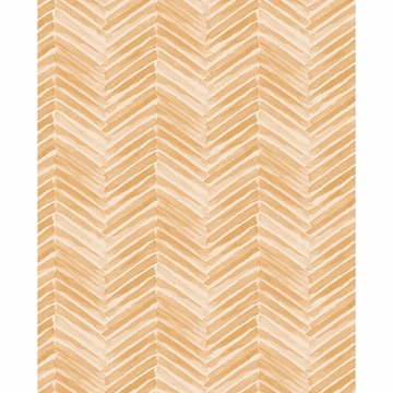 Picture of Tilde Wheat Chevron Wallpaper