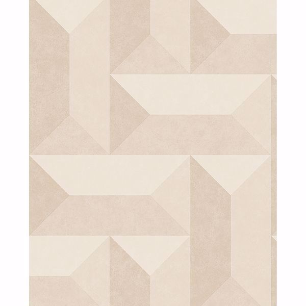 Picture of Sigge Bone Geometric Wallpaper