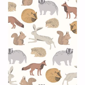 Picture of Mickel Brown Animals Wallpaper