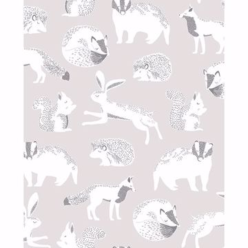 Picture of Mickel Neutral Animals Wallpaper