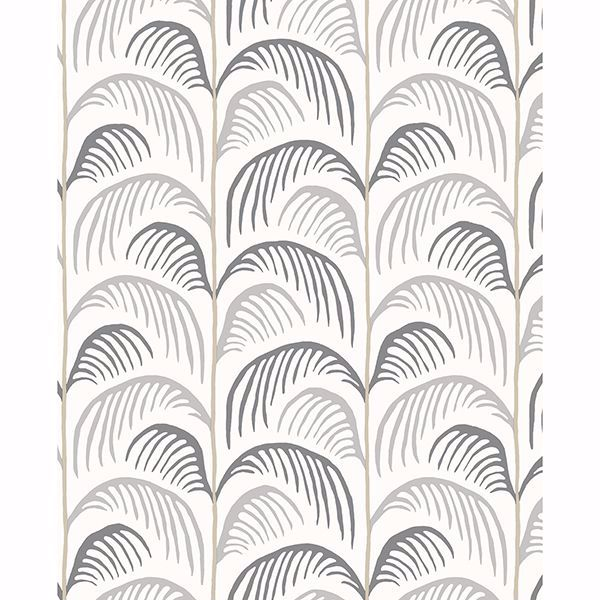 Picture of Altruria Grey Tree Wallpaper