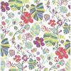 Picture of Gwyneth Multicolor Floral Wallpaper