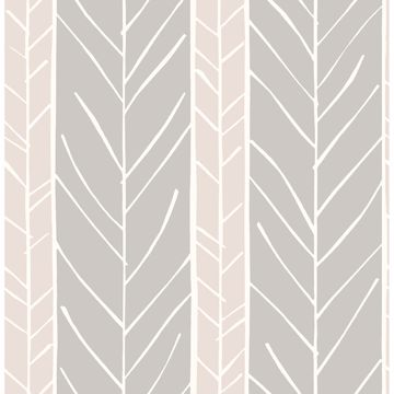 Picture of Lottie Rose Stripe Wallpaper
