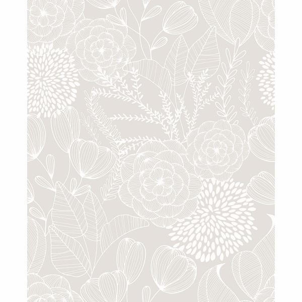 Picture of Alannah Bone Botanical Wallpaper