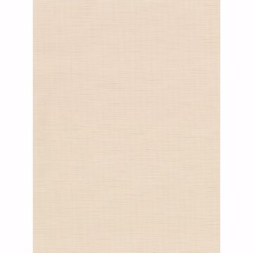 Picture of Chorus Beige Faux Grasscloth Wallpaper