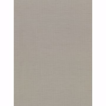 Picture of Chorus Taupe Faux Grasscloth Wallpaper