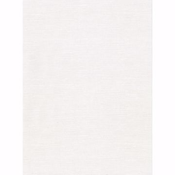 Picture of Parker Off-White Faux Linen Wallpaper