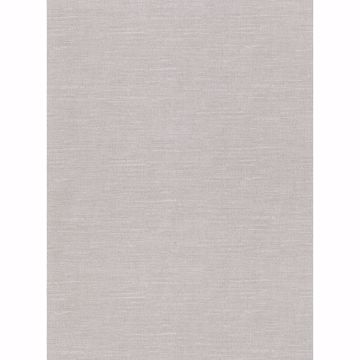 Picture of Parker Grey Faux Linen Wallpaper