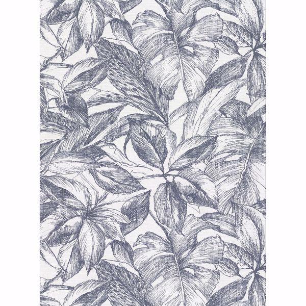 Picture of Simone Denim Tropical Wallpaper